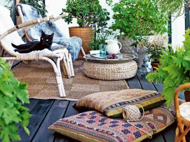 salon de jardin été
