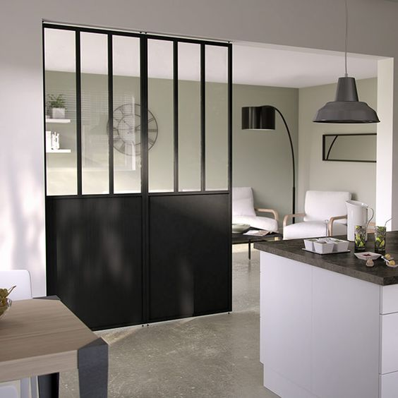 Cloison amovible pamela gallart - Cloison amovible appartement ...