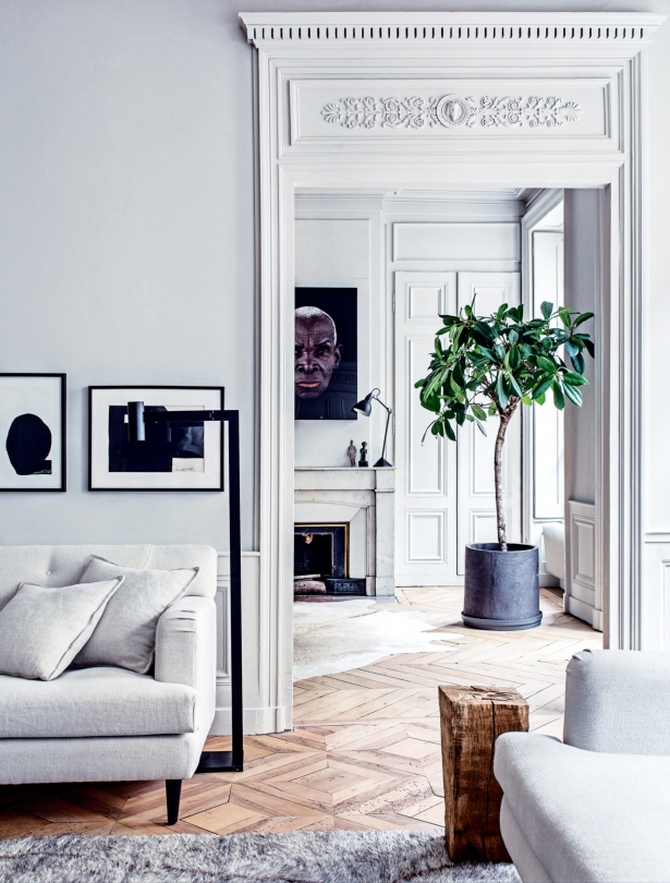 Inspiration Appartement Haussmanien - Pamela Gallart - photo#44